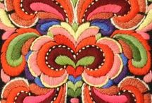 Rosemaling/Embroidery/Folk Art / by Suzan Horvath