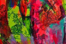 Favorite Art Works Colors / by Roberta Holmberg