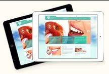 Web Design / Web design, responsive layouts