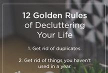 CALM&COLLECTED | declutter