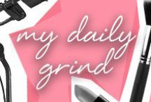 MY DAILY GRIND / #MyDailyGrind provides a platform for women to share their experiences, both personally and professionally. We want to inspire women to obtain career goals and realise that there are no boundaries to making a difference in this world... - http://www.glossybox.co.uk/magazine/my-daily-grind/