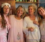 Sea Gypsy Sisters From All Over the World. / Our lovely friends and Sea Gypsy Sisters wearing Sea Gypsy.