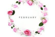 FEBRUARY 2017 / It's that time of the year where you can't go to a bar or restaurant without being surrounded by couples. But however you feel about Valentine's Day, it's a good excuse to celebrate the ones you love.  We've created the ultimate way to share the love with your best friends - all you have to do is head to www.glossylove.co.uk (on Feb 5th) and you could win the ultimate girls' night in bundle!