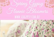 Sea Gypsy Spring Gypsy Collection / A mixed bunch of pretties just for spring time frolics.