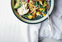 Beautiful Food / by Sarah Ahlberg