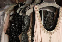 """m's closet. / """"I like my money right where I can see it...hanging in my closet."""" - Carrie Bradshaw"""