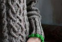 Knit, knit, knit...