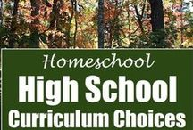 Homeschooling High School / How to homeschool high school, resources, encouragement
