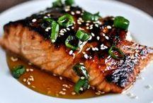 Recipes: Entrees ★ / Favorite food recipes / by Betsy Babukutty ❤️