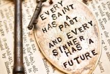Soul - Spiritual Encouragement / Faith based encouragement quotes, books, etc... / by Melissa Little