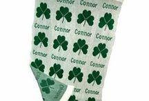 Irish Baby Gifts & More / Personalized Irish gifts