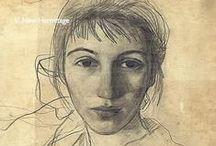 Retratos II / by Alicia Dostoievska