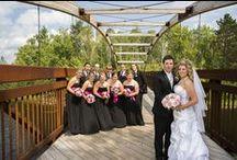 Giants Ridge Weddings / Weddings at #GiantsRidge showcase the perfect Northwoods setting! #ONLYinMN