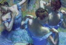 Degas' Dancers / by Atena Magdalena