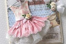 Cards - Dresses