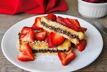 Recipes: Breakfast ★ / by Betsy Babukutty ❤️