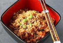 Recipes: Indian/Asian fusion★ / by Betsy Babukutty ❤️