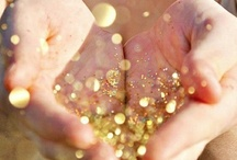 Fairy Magic / Glitter. Fairy Wings. Opalescent Orbs. / by Sage Goddess