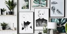 WALL DECOR | Inspiration / Wall Art, oder auch die Kunst durch Wandgestaltung deine Fotos optimal in Szene zu setzen. Hier findest du zahlreiche Wohnideen, wie du deine Bilder perfekt an der Wand anordnest, aber auch kreative Wanddeko DIYs. Verewige deine besten Momente als Wandbild in deinem Zuhause: https://www.pixum.de/poster-leinwand