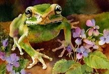 Watercolor wonders / by Cheryl Bloser