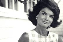 Jackie O / The epitome of classy.... / by Ginger Clark