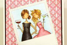 Cards - Bellas