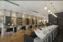 Salon Designs / Salon designs that inspire our future professionals to make their own way in the beauty industry!