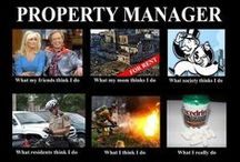 For Work / Property Mgmt/ Marketing Ideas / by Lyza Rayanne