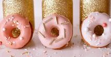 Hochzeitsinspirationen 2018 / Hochzeitsinspirationen 2018 Ideensammlung Hochzeitstorten Hochzeitsdekoration Sweet Candy Table Brautsträusse Hochzeitspapeterie Wedding 2018
