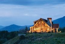 Dream Cabin and Lodge / by Kim Colborn