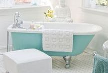 DreamBathroom / Just some wonderful, relaxing, and fun bathroom designs!