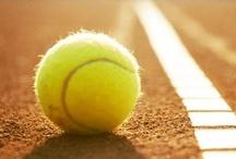 Tennis / Game, set, match! / by Betty Weiss