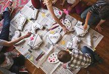 DIY kids playtime