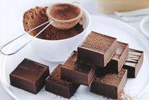 {Chocolate • Truffles}