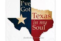 Texan / by Elizabeth Huntley