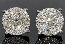 Shine Bright Like a Diamond  / Jewelry, Sunglasses, and Watches / by Jennifer Cuadra ⚓
