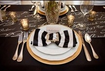 Tablescapes and Gatherings  / Decor for get-togethers and special occasions / by Jennifer Cuadra ⚓