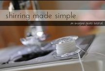 for reference: sewing and stitching / how-to's, tips, and tutorials for all things sewing and stitching
