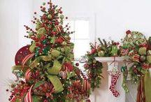 Christmas Decor ideas / by Myra Mendez
