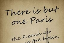 my paris dreams / I want to go to there.