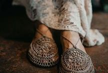 Luludu Crochet Shoes / Ethically made crochet shoes supporting fair working conditions. Vegan friendly, made with hemp yarn. Perfect for the modern bohemian women.