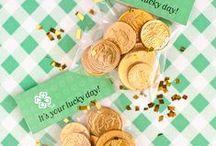 St. Patricks Day Ideas / by Cecilia's Scribbles