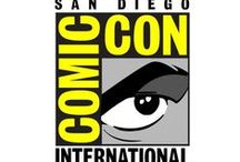 PinCon News / Welcome to my Pinterest comics convention - not sanctioned by Pinterest / by John Saponaro