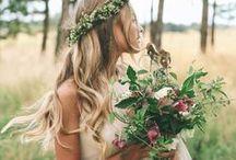 Boho Bride / Dreamy, floaty, bohemian bliss