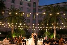 Renaissance Vinoy Weddings / Weddings at the Renaissance Vinoy, in St. Petersburg Florida, that we have photographed / by Carrie Wildes Photography