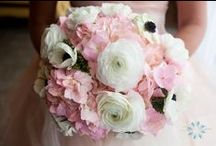 Bouquets / Lovely bride and bridesmaid bouquets / by Carrie Wildes Photography