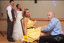 Fun Reception Shots / A collection of some of the fun moments we have captured at receptions over the years!