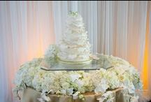 Wedding Cakes / Photographs we have taken of wedding cakes at various weddings we have shot!