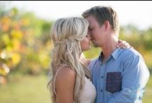 Engagements / Some of our favorite shots from engagement sessions we have done! / by Carrie Wildes Photography