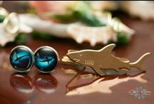 Groom & Groomsmen Details / our grooms and their crazy socks and cufflinks